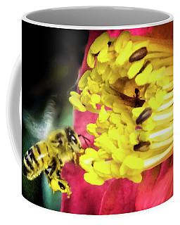 Coffee Mug featuring the photograph Soul Of Life by Karen Wiles