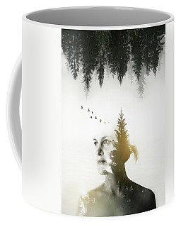 Coffee Mug featuring the photograph Soul Of Nature by Nicklas Gustafsson