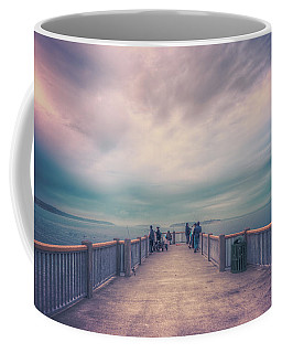 Coffee Mug featuring the photograph Soul Power by Spencer McDonald