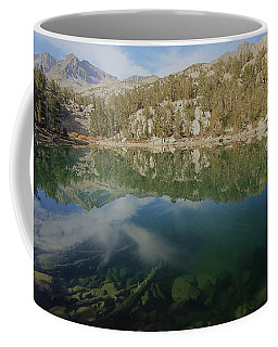 Coffee Mug featuring the photograph Soul Searching by Sean Sarsfield