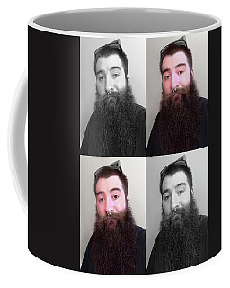 Coffee Mug featuring the photograph Soulmate In Colour by Shawn Dall