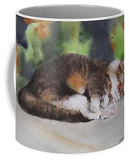 Sound Asleep Coffee Mug
