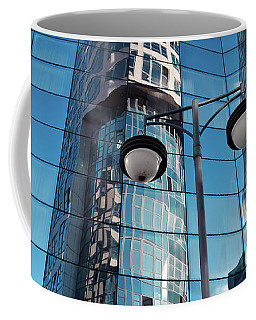 Sound Of Glass Coffee Mug
