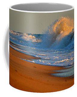 Sound Of The Surf Coffee Mug by Dianne Cowen