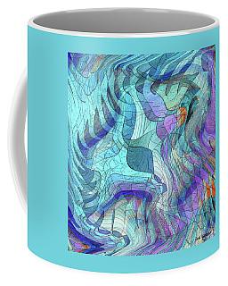 Sound Waves 2 Coffee Mug