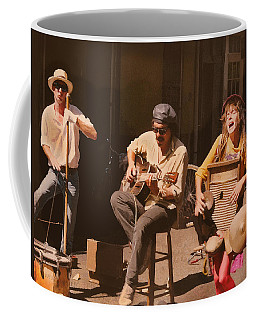 Sounds Of New Orleans Coffee Mug