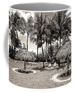South Beach Life Coffee Mug
