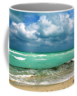 South Beach Storm Clouds Coffee Mug