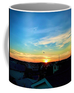 South Bethany Sunset Coffee Mug