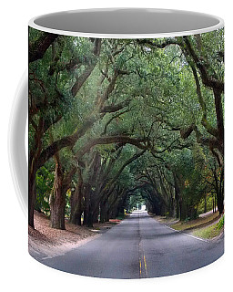 South Boundry Coffee Mug by Skip Willits