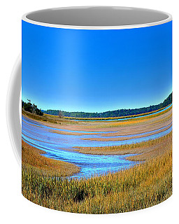 South Carolina Lowcountry H D R Coffee Mug