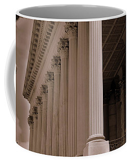 South Carolina State House Columns  Coffee Mug