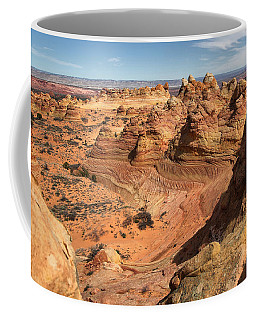 South Coyote Buttes Coffee Mug