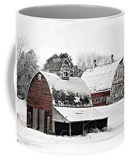 South Dakota Farm Coffee Mug