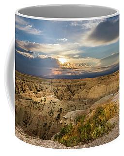 South Dakota Sunrise Coffee Mug