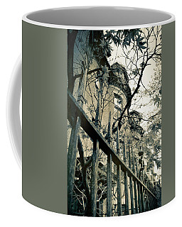 South End Sidewalks - Boston Coffee Mug by Joann Vitali