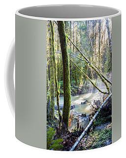 South Fork Coffee Mug by Mark Alder