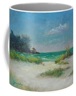 South Lido Morning By Alan Zawacki  Coffee Mug