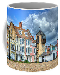 South Lookout Tower Aldeburgh Coffee Mug