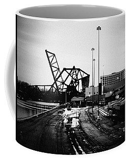 South Loop Railroad Bridge Coffee Mug