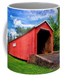 South Perkasie Covered Bridge Coffee Mug
