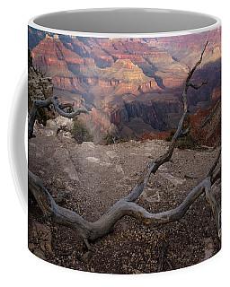 South Rim Golden Hour Coffee Mug