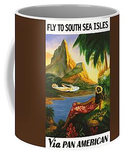 South Sea Isles Coffee Mug