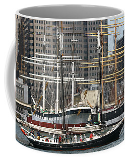 South Street Seaport Pioneer Coffee Mug