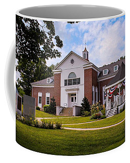 Southampton, Ma Town Hall Coffee Mug