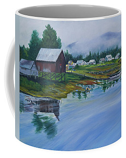 Southeast Alaska Coffee Mug