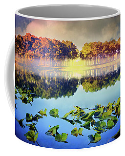 Coffee Mug featuring the photograph Southern Beauty by Debra and Dave Vanderlaan