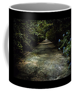 Coffee Mug featuring the photograph Southern Blue by Jessica Brawley