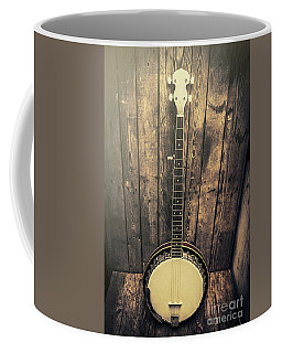 Southern Bluegrass Music Coffee Mug