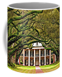 Southern Class Painted Coffee Mug