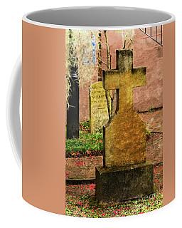 Southern Headstone Coffee Mug by Debbie Green