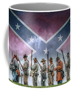 Southern Heritage Southern Pride Coffee Mug by Randy Steele
