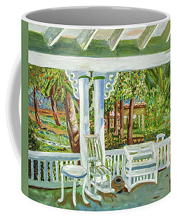 Southern Porches Coffee Mug