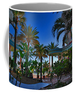 Southernmost Lush Garden In Key West Coffee Mug