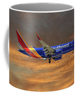 Southwest Airlines Boeing 737-76n 3 Coffee Mug