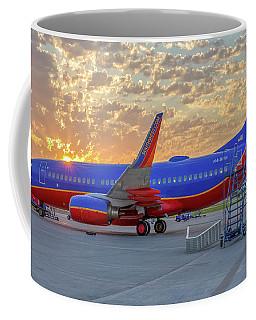 Southwest Airlines - The Winning Spirit Coffee Mug