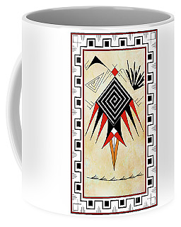 Southwest Bird Coffee Mug
