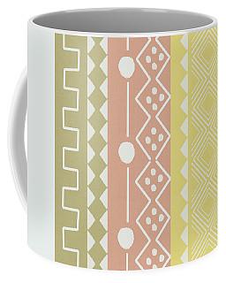 Southwest Decorative Design 6- Art By Linda Woods Coffee Mug