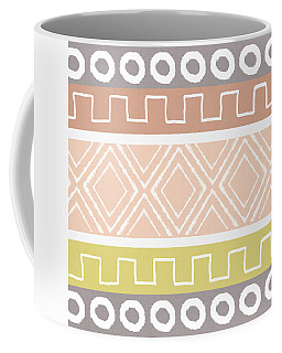 Southwest Decorative Design 8- Art By Linda Woods Coffee Mug