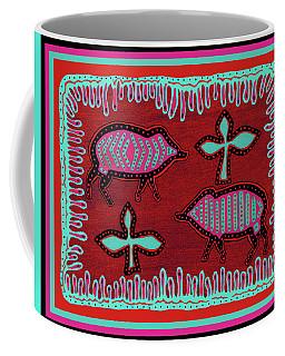 Southwest Desert Javelina Coffee Mug
