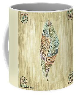 Southwest Feather Coffee Mug