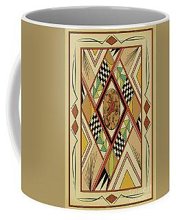 Southwest Lizard  Coffee Mug