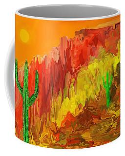 Southwest Memories Coffee Mug