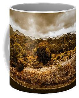 Southwest National Park Tasmania Coffee Mug