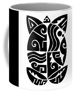 Southwest Tribal Tortuga Coffee Mug