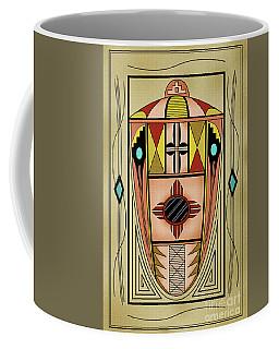 Southwest Vase Coffee Mug